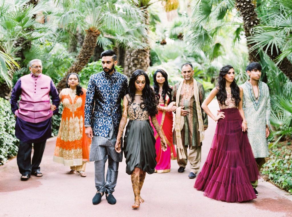 hindu wedding barcelona, bridal stylist barcelona, estilista barcelona